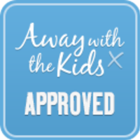 Away with the kids  logo