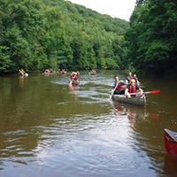 canoe hidden